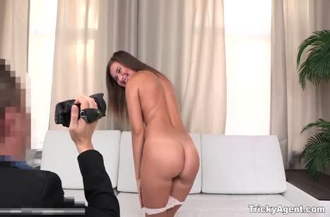 Девочка с улицы согласна на домашнее русское порно